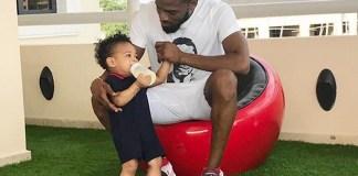 Nigerian star Dbanj loses his only son