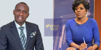 Video: Nana Aba Anamoah disgracefully rejects Counsellor Lutterodt's wish on her birthday