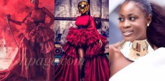Nana Akua Addo Trends On Social Media With Her Ghana Meets Naija Dressing