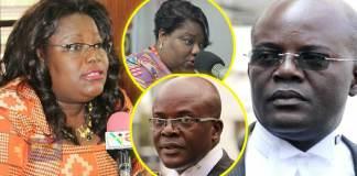 Tony Lithur's 7 Accusations Against The Wife, Nana Oye Lithur