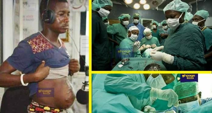 Surgery At Ridge Hospital Goes Wrong Leaving A 22yr Old Man 'pregnant'