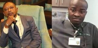 Owusu Bempah sponsor staff of Despite with credit to insult Evangelist Addai