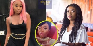 "Here is why Efia Odo called out Delay as a ""husband snatcher"""