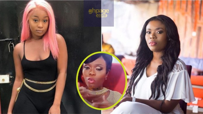 Here is why Efia Odo called out Delay as a