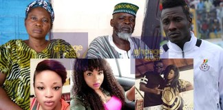 Hot Audio: Asamoah Gyan killed my daughter - Janet Bandu's father alleges