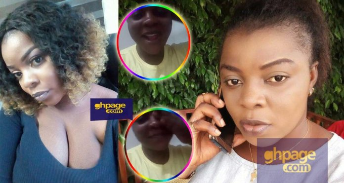 Try cripples, they are good in bed - Kumawood actress advises ladies