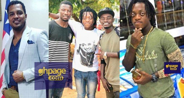 Sunsum Ahuofe reveals how Van Vicker disrespected him when he met him in Accra