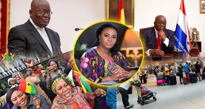 I acted according to the law - Nana Akufo-Addo explains EC boss sack