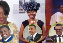 Meet the beautiful women who are behind the success of some Ghanaian pastors