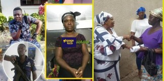 Assaulted woman receives cash donation of GHC 40,000