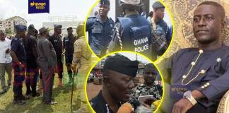 Police reveal why Captain Smart was arrested at NPP delegates conference