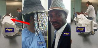 Anas look alike, Oboy Salinko poisoned in Germany