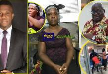 Blame Akufo Addo for the police's assault on the woman- Sammy Gyamfi