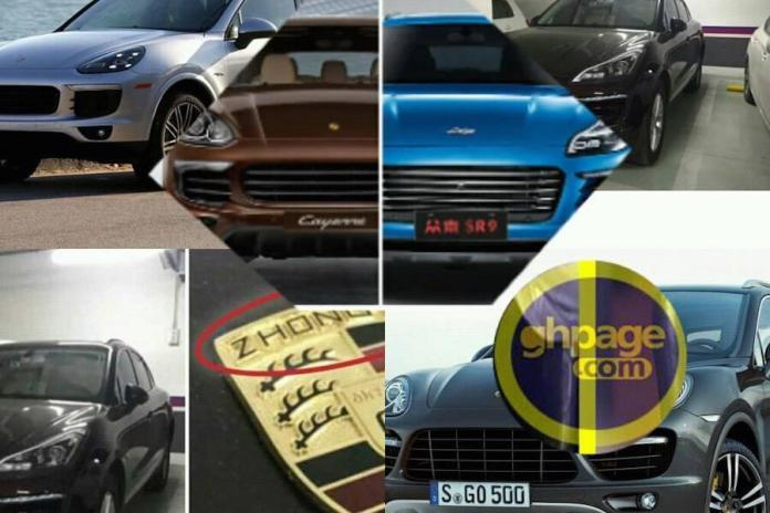 Man drives fake Porsche Cayenne sex new Girlfriend
