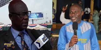 Yaw Adomako threathens to expose Prophet Badu Kobi for using Idols
