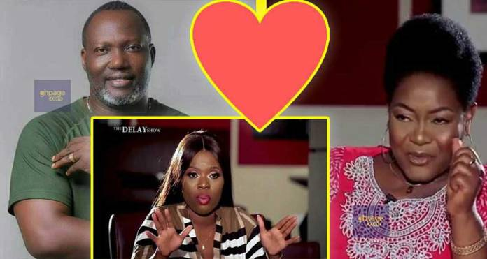 Bernard Nayrko is a just a close friend - Christiana Awuni denies relationship rumors