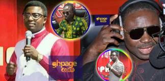 How Otwinoko and Prophet Ebenezer Opambour's fight started