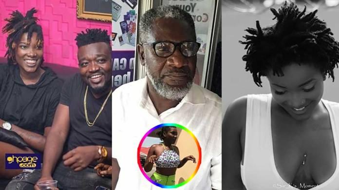 Ebony's father, Nana Opoku Kwarteng reacts to Rufftown Record's press statement washing its hands off all Ebony Songs