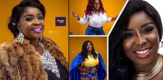 Maame Serwaa releases photos to mark her birthday
