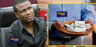 I will never pay tithe - Mark Okraku Mantey