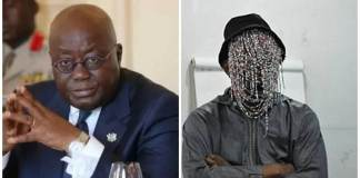 I refuse to be hanged - President Nana Akuffo Addo tells his critics