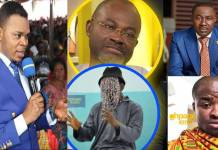 Obinim chooses Ken Agyapong, Despite Over Anas & Ev. Addai respectively