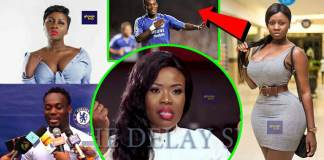 I kissed Micheal Essien in public because we were dating - Princess Shyngless confesses