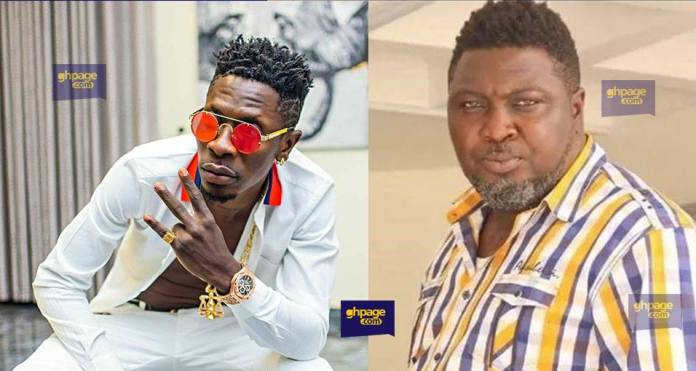 Image result for Shatta Wale accepts Hammer's request