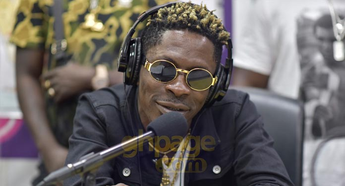 Shatta Wale declares his intention to become president of Ghana