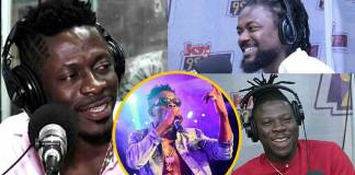 Shatta Wale reveals the response he gets when he contacts Samini and Stonebwoy for collaborations