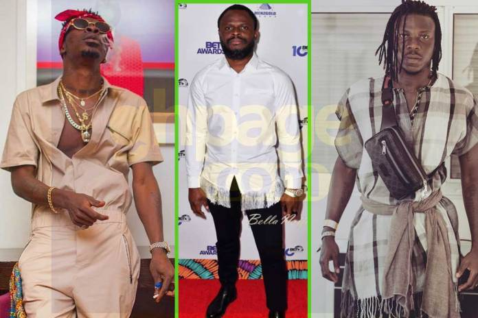 Image result for Stonebwoy is a known brand in Nigeria but not his songs – Tobi Sanni Daniel