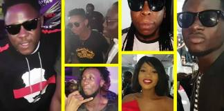 Kuami Eugene, Kidi, Medikal, and other celebs spotted at the launch of Fiesta TV Channel