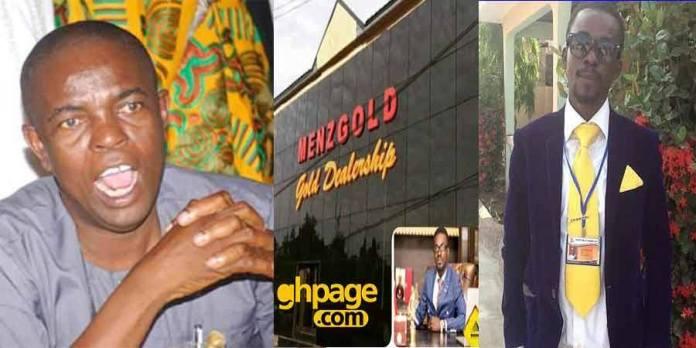 Kwesi Pratt reveals secrets & explains why Menzgold should be shutdown
