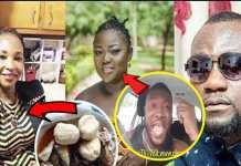 Ghanaians abroad blast Nana Yaa Brefo over 'Kyeiwaa selling Kenkey' in the USA
