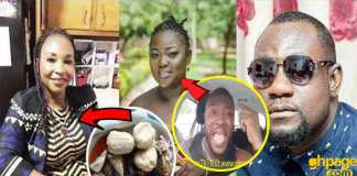Ghanaians abroad blast Nana Yaa Brefo over 'Kyeiwaa selling Kenkey' in the USA