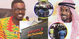 Investors disappointed as Menzgold failed to pay dividends today 28th as promised by Management