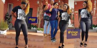 Mercy Johnson shows off her hot slender new look