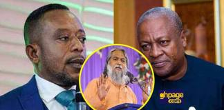 """Video:Owusu Bempah accused of stealing his """"Demon Imported"""" prophecy from Indian prophet"""