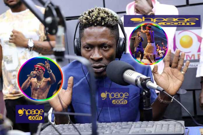 To solve the poverty in Ghana Music industry, we should play 95% GH music - Shatta Wale