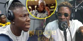 Prove where I said you killed your mother - Shatta Wale tells Stonebwoy