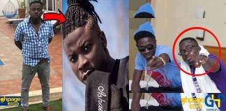Shatta Wale's brother Flossy Blade fires warning to Stonebwoy