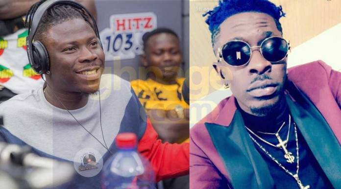 Image result for I still have beef with Stonebwoy – Shatta Wale denies making peace