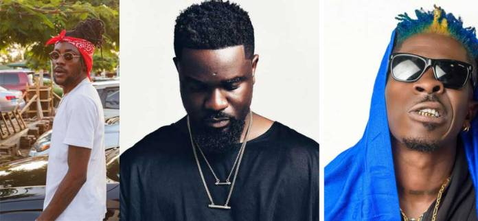 Militant replies Sarkodie over his diss song to his boss