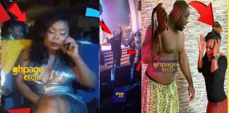 Eyewitness exposes Afia Schwarzenegger - Narrates exactly how Afia Schwar was nearly beaten up by NAM1's boys in the UK led by one guy called KOD [Video]