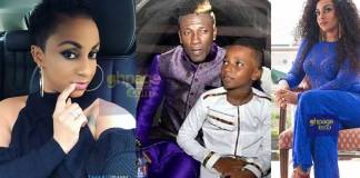 Gifty was already married when she married Asamoah Gyan