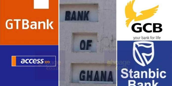 Bank of Ghana releases list of banks in good standing