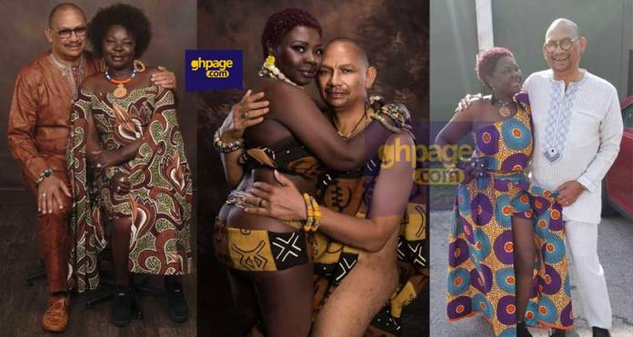 Ben Brako speaks on the semi-nude photos of him and wife going viral