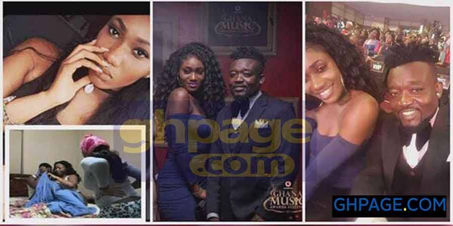 LEAKED VIDEO — Bullet and Wendy Shay allegedly caught
