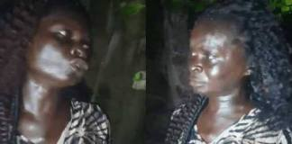 Fake mad woman nabbed for picking used ladies pads
