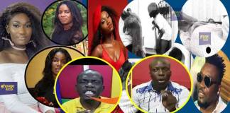 "Ghanaians blast Bullet after releasing ""atopa tape"" with Wendy Shay"